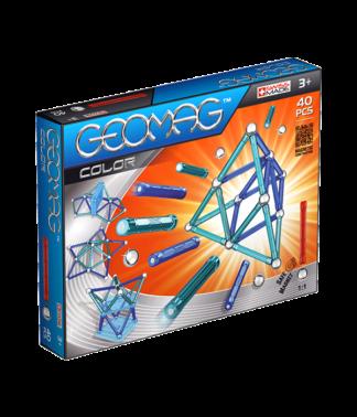 Magnetic color construction toys 40pc