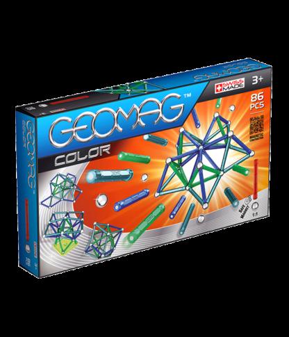 Magnetic color construction toys 86pc