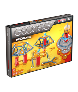 Magnetic Mechanics construction toys 222pc