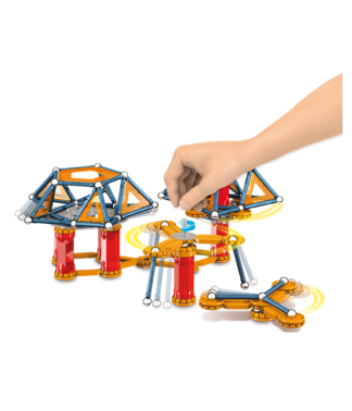 Mechanical Magnetic Toys